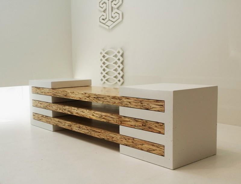 contemporary furniture diy this bench with pavers, wood u0026 paver adhesive. modern furniture designcontemporary DFHFOGJ