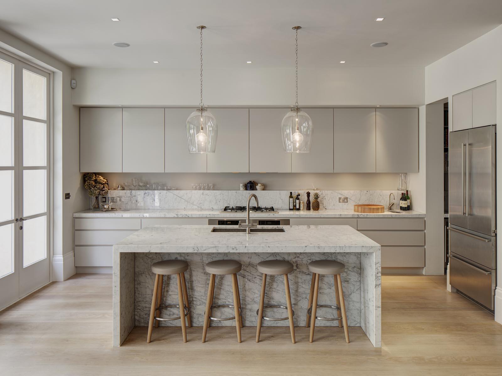 contemporary kitchens revestimentos para cozinhas: 90 modelos, projetos e fotos XSHKYJW