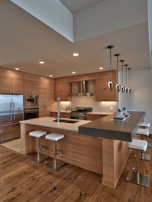 contemporary kitchens saveemail OMYJZST