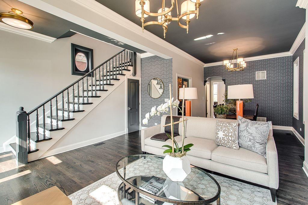 Contemporary living room ideas – add new taste