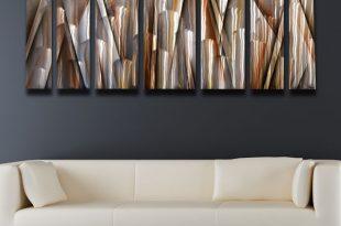 contemporary wall art modern contemporary abstract metal wall art sculpture brown painting home  decor KVVRMLT