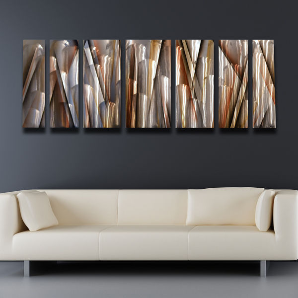 Contemporary wall art for home decor