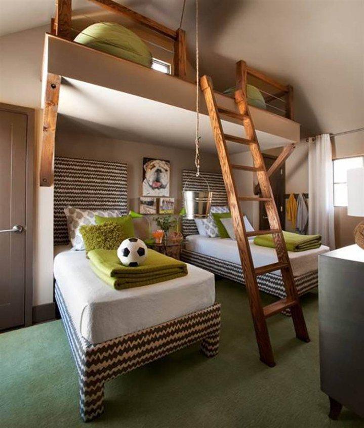 cool bedrooms for kids 16 KSFZSEM
