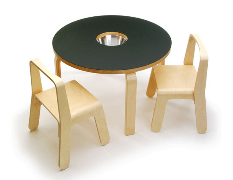 cool kids table and chair design VQPGRIZ