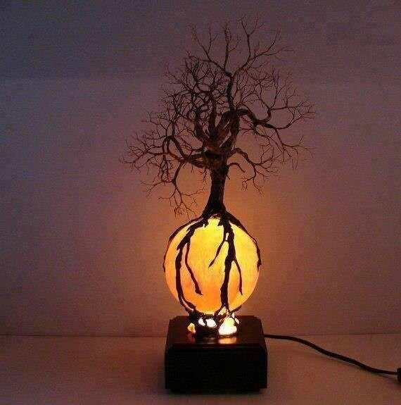 Décorate your home with cool lamp