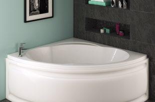 corner baths trojan - laguna corner bath 1200 x 1200mm with panel medium image VFAQYDK