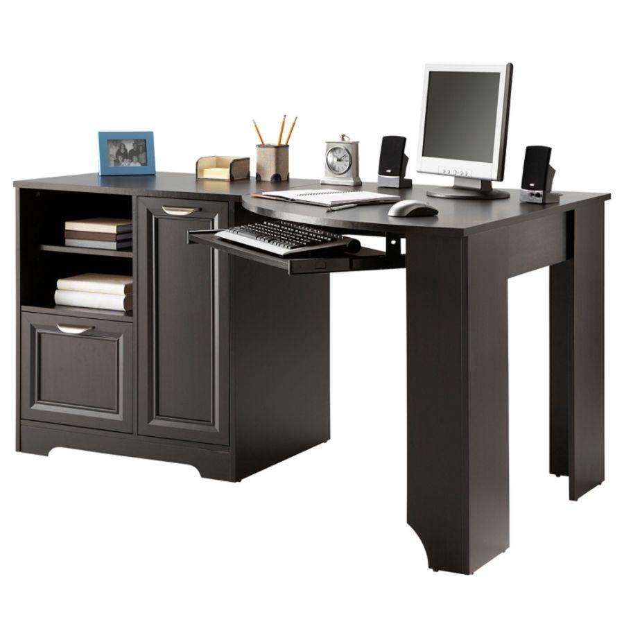 Benefits of using a corner desk