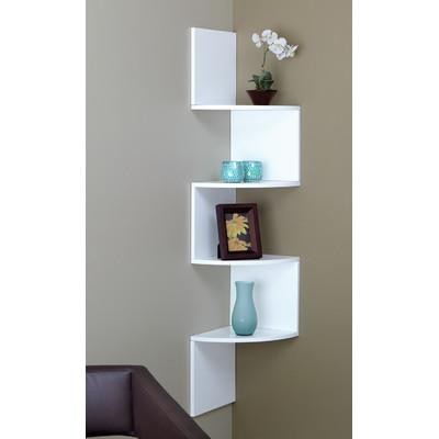 corner shelve 4 tier corner shelf PREDTFR