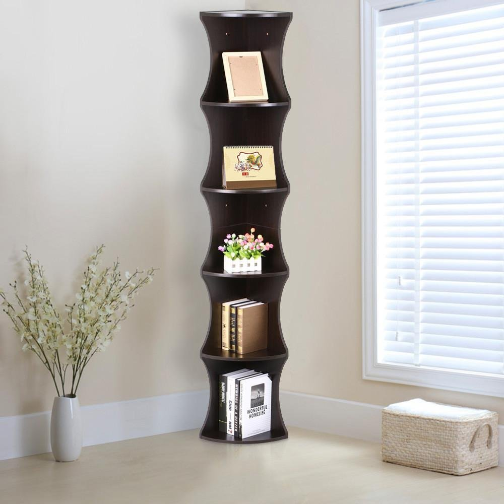 Corner shelve: improve look of your room