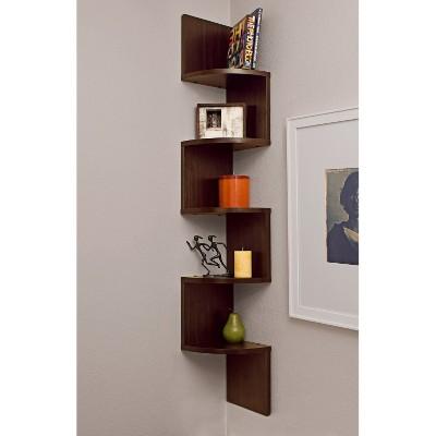 corner shelve large corner shelf : target ICNKSWZ