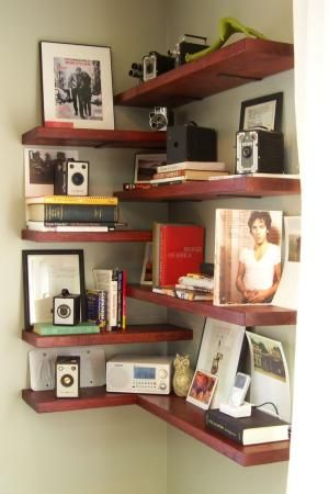 corner shelves by lorene FHYCJIM