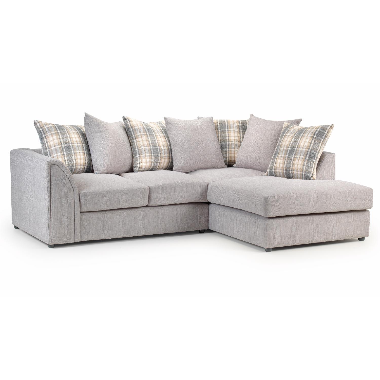 corner sofas nevada fabric corner sofa sticker VWRECON