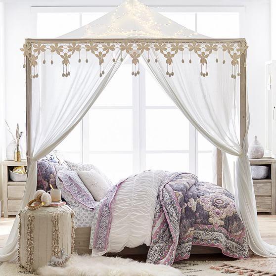 costa canopy bed NJFTWEI