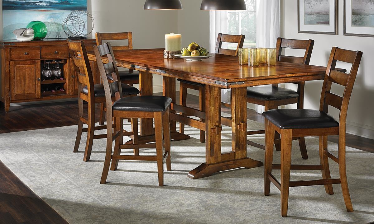 Counter height dining table – yes or no?