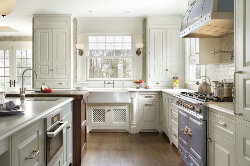 country kitchen ideas - freshome NMWPQKF