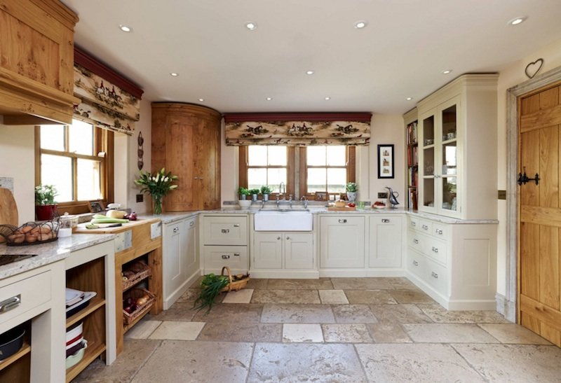 country kitchen ideas - freshome QPRAMDQ