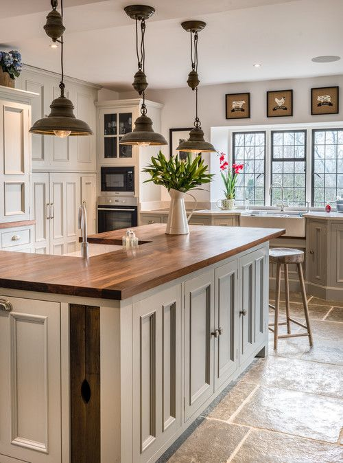 Designing a country kitchens