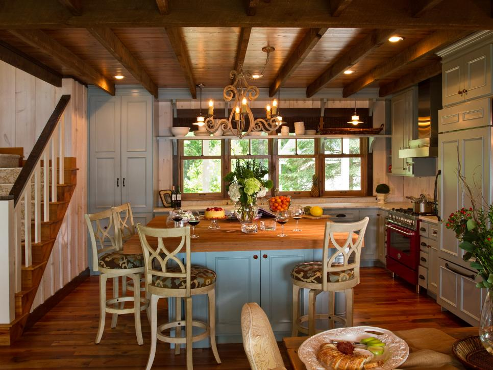 country kitchens photo by: rick hammer; design by: bede design XCFQHXW