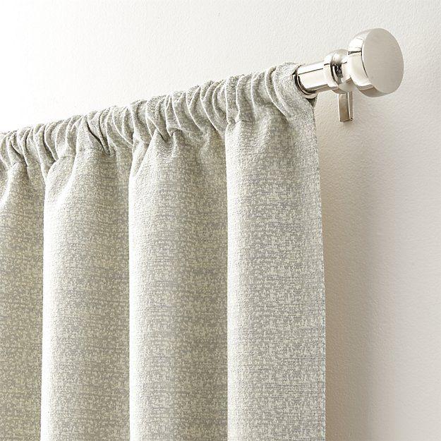 cream curtains desmond silver/cream curtain panels GNPDYHK