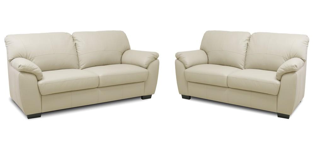 cream leather sofa ... wholesale interiors caledonia magnificent cream leather NIDIFXN