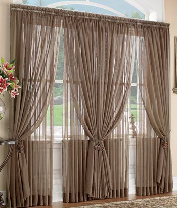 curtain styles benefits of using sheer curtains - diy tips KDZNCWC