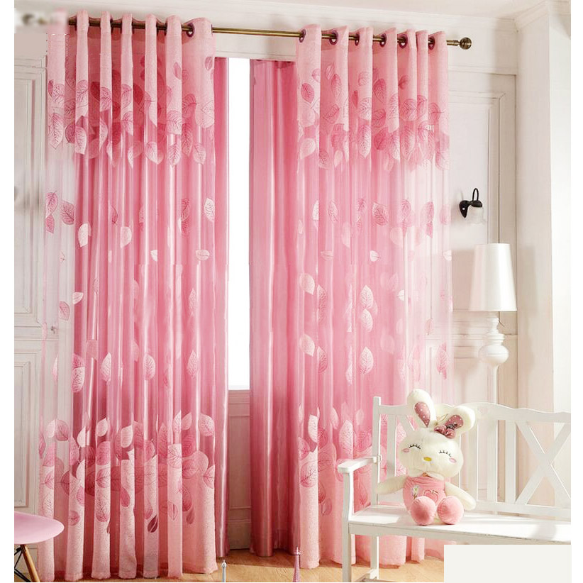 Curtains for girls room – a must have