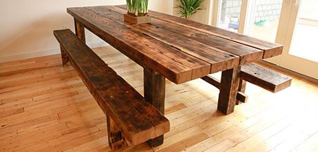 custom furniture custom made barnwood furniture NZMWIQN