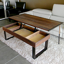 custom furniture custom made coffee tables SPFQBYP