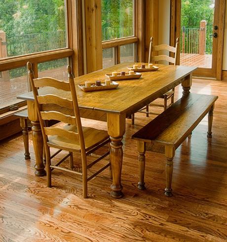 custom furniture custom made dining tables RTNRJVU