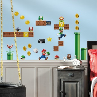 decals for walls video games YTOSTPC