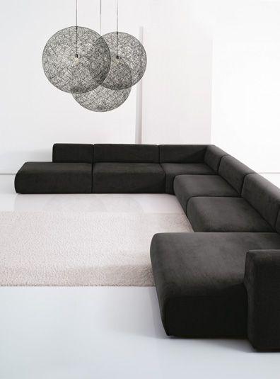 design sofa sofa design, facilement transportable, et modulable en lit. sancal diseño IZABTSS