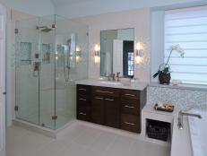 Designer bathroom spacious, contemporary bathroom ... BBTIRHV