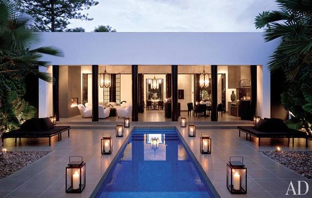 designer homes michael schaibleu0027s minimalist villa in ajijic, mexico ZQBDNFW