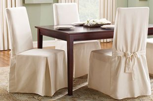 dining room chair covers crisp, pure cotton. KTUWEFT