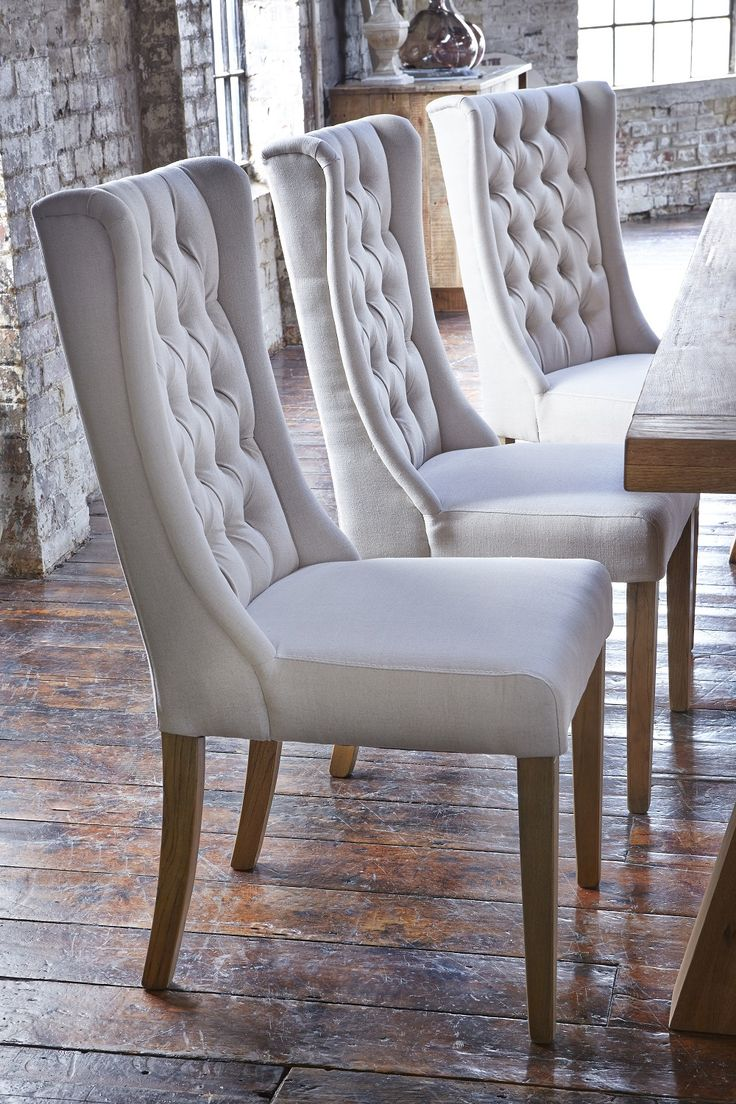 dining room chairs upholstered, winged chairs will give your dining room an air of elegance. JLROKZE