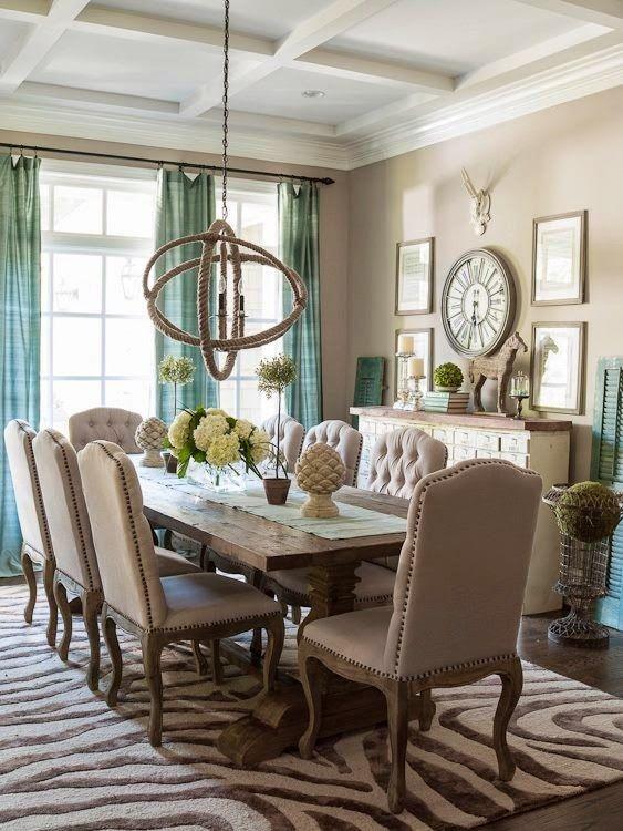 dining room decor ideas best 25+ dining rooms ideas on pinterest LZQOJYK