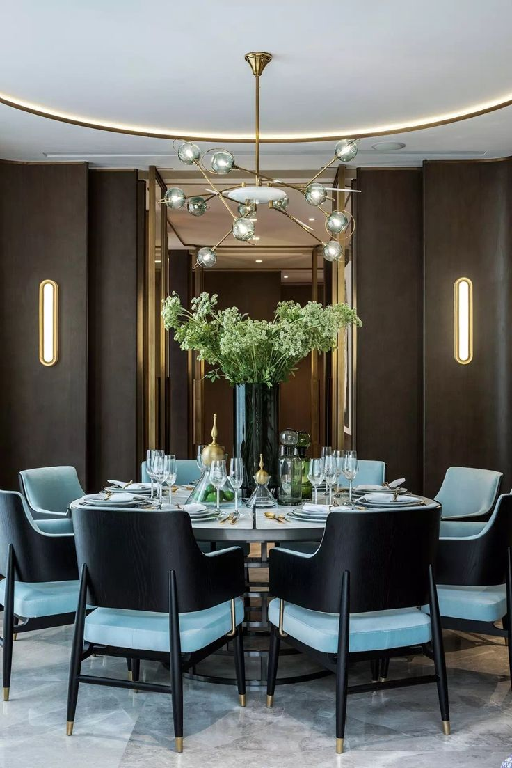 dining room decor ideas | inspirations to help you to decor your modern ITSXZVL