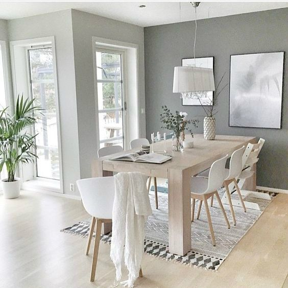 Dining room design 10 ways to create a relaxed look dining room SAHQOPN