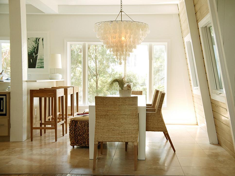 dining room light fixtures | hgtv BERYWLN