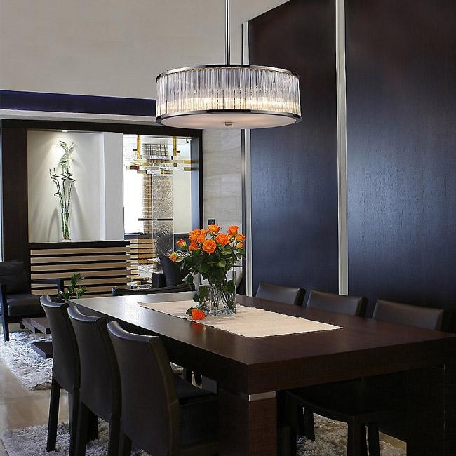 dining room light ... https://www.lumens.com/braxton-drum-pendant/ ... YIUWQDB