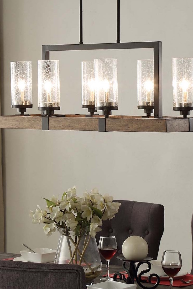 Take perfect banquet with dining room light fixtures