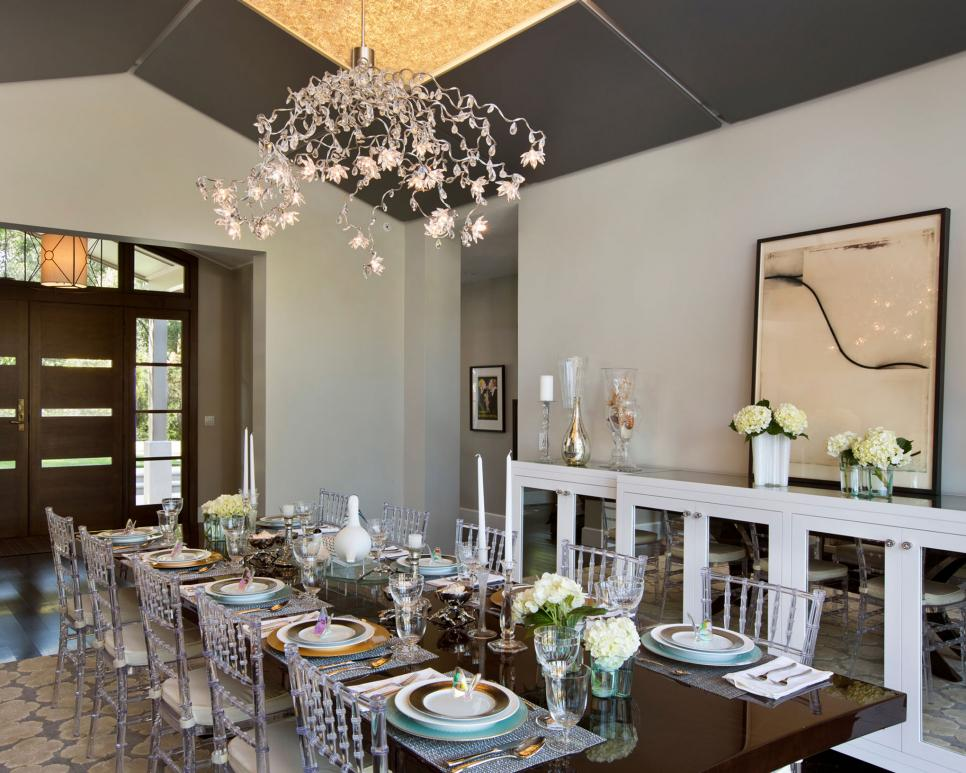 Get to know about the dining room decor ideas