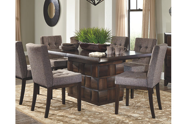 dining room tables | ashley furniture homestore VHLDGHQ
