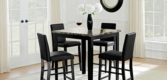 dining room tables from american signature furniture AWSEXJU