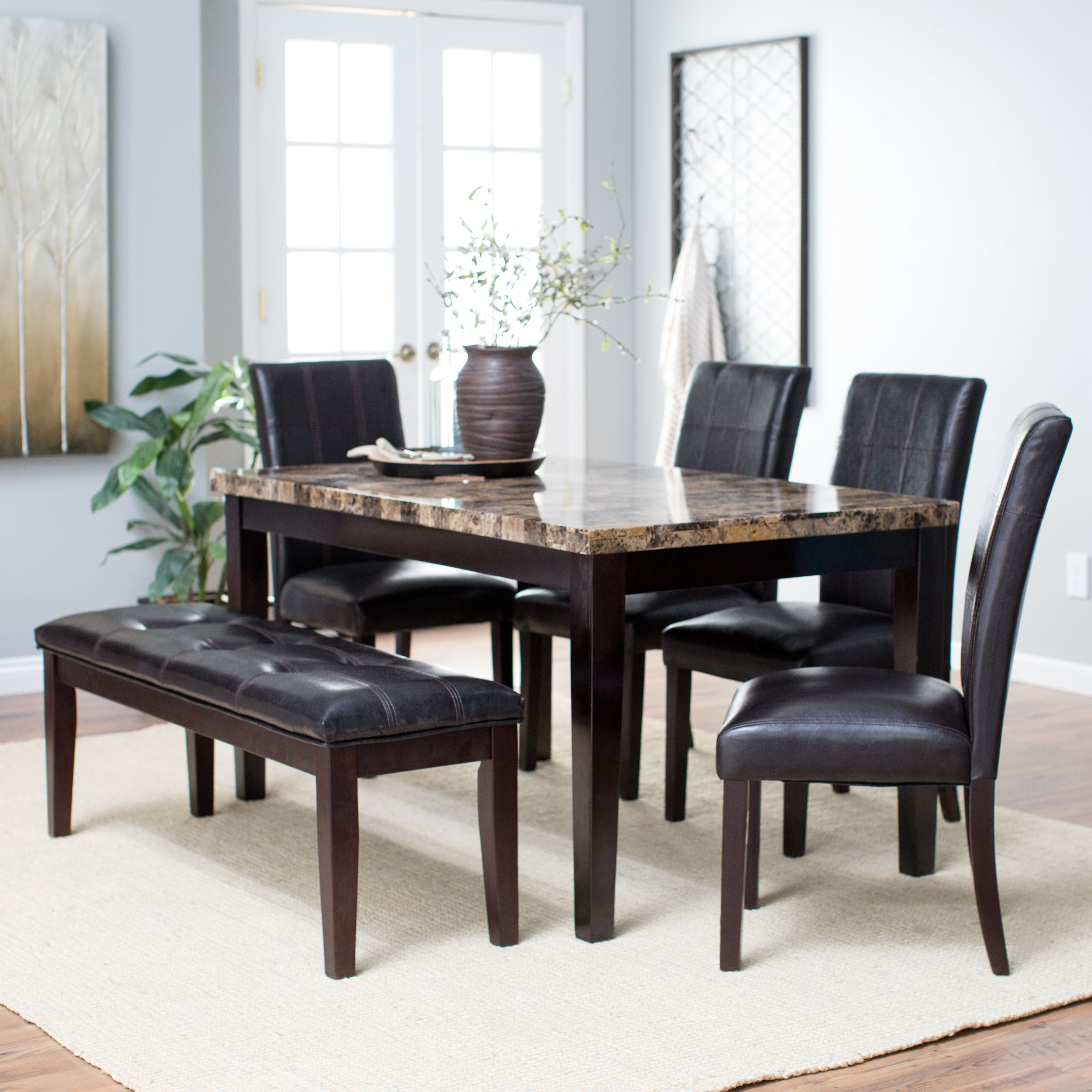 Types of dining table sets