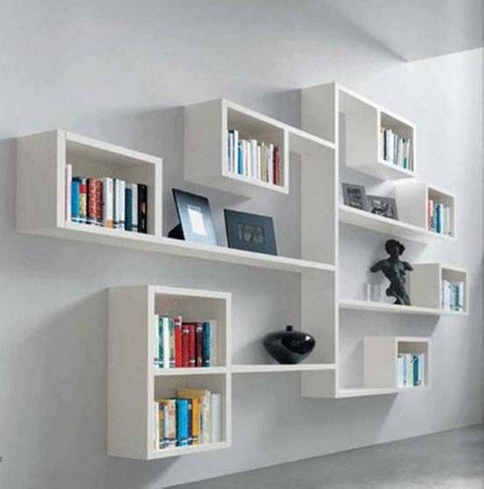 Enhance Your House With Some Amazing And Decorative Wall Shelves Elisdecor Com