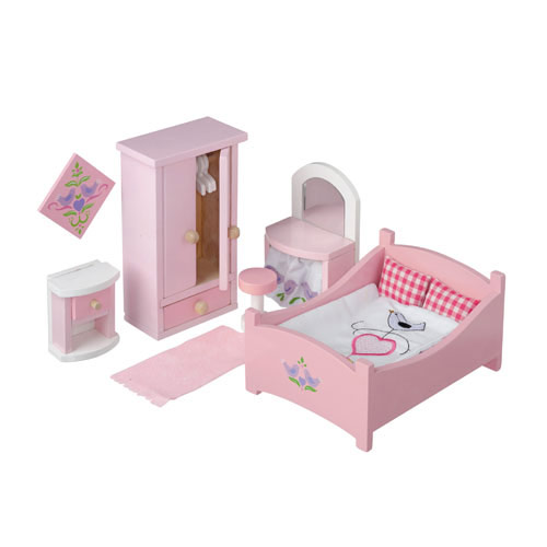 dolls house furniture dollu0027s house furniture - master bedroom PMJINOH