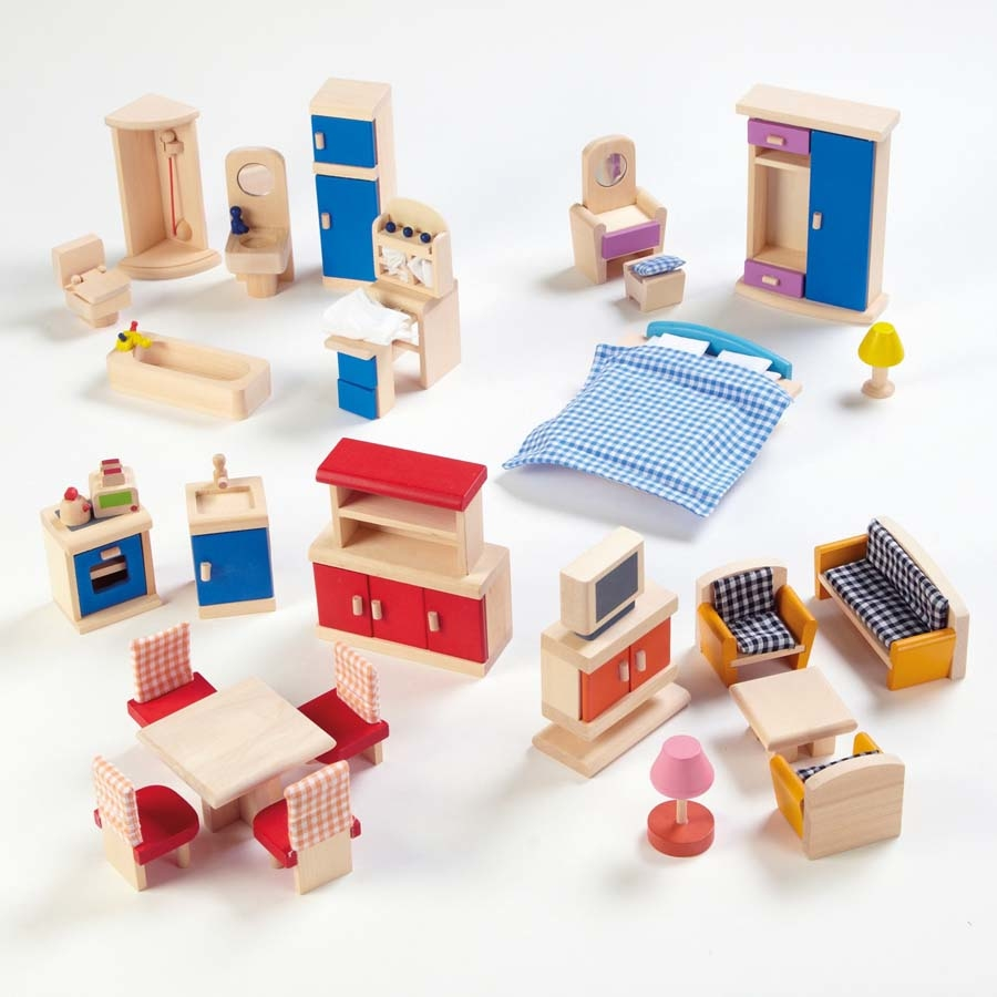 Dolls house furniture-Buy a unique gift for your little princess