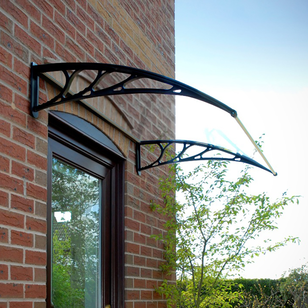 Give an attractive look to your home entrance with door canopy