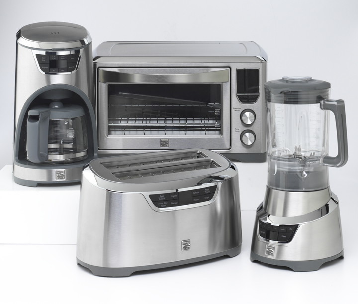 Easy to create small kitchen appliances
